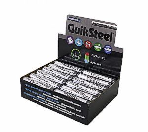 QuikSteel Epoxy Putty, QuikSteel Epoxy Adhesive Repair Products
